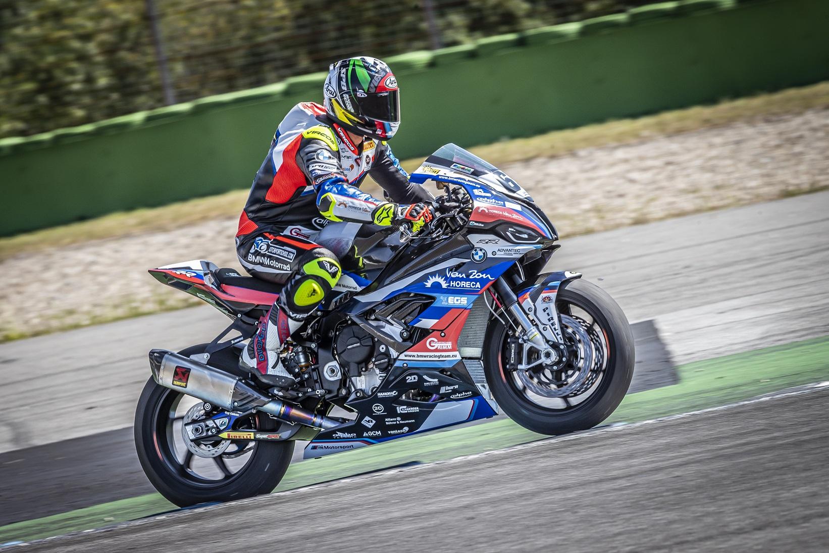 IDM Superbike 1000: Meister Mikhalchik sieht sich wieder auf dem Podium