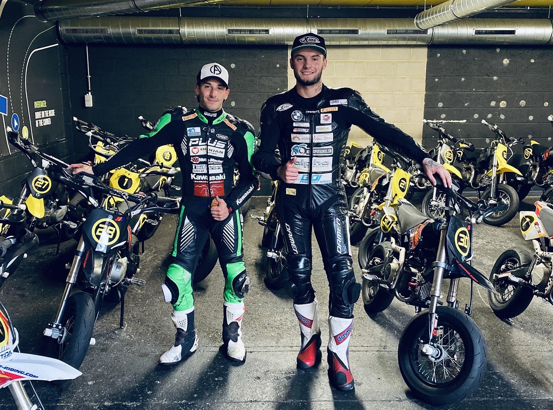 IDM: Angelo Licciardi und Ilya Mikhalchik machen gemeinsame Sache
