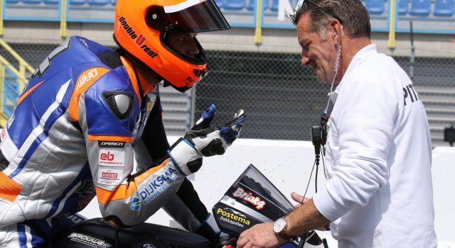 IDM Superbike 1000: Hollands Yamaha-Joker Ricardo Brink spielt wieder mit