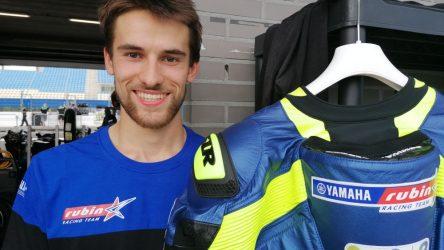 IDM Superbike 1000: Daniel Rubin solo in der Königsklasse