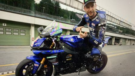 IDM Superbike 1000: Max Neukirchner ist ab sofort Riding Coach bei HPC-Power Suzuki