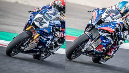 IDM Superbike 1000: Das sagen Jonas Folger und Ilya Mikhalchik zum Saisonauftakt