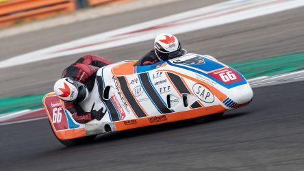 IDM Sidecar: Roscher schneller, Reeves auf Sparflamme zur Pole Position