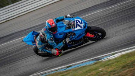 IDM Supersport/Superstock 600: Victor Steeman erobert die Pole
