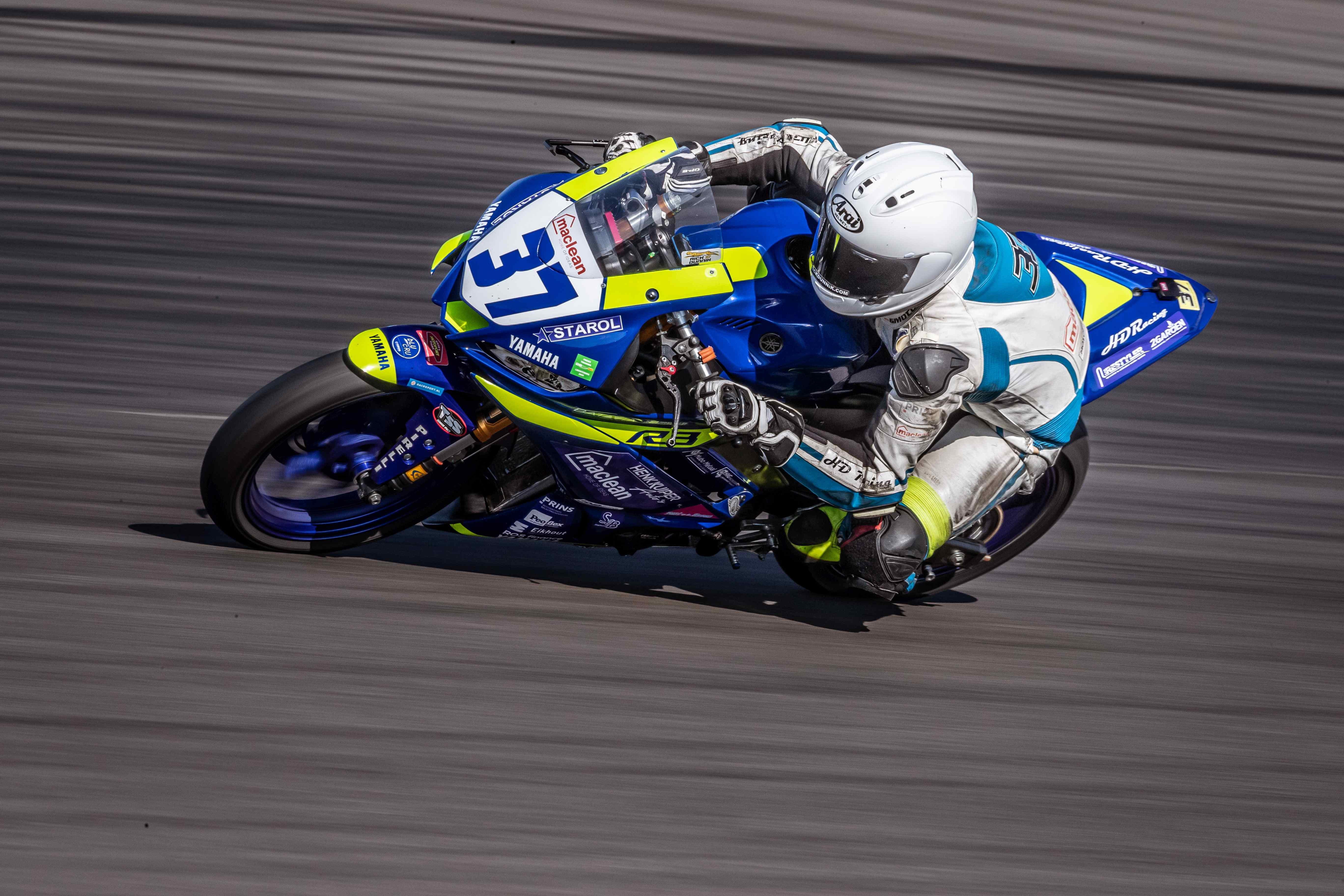 IDM Supersport 300: Vorläufige Pole Position für Rick Dunnik