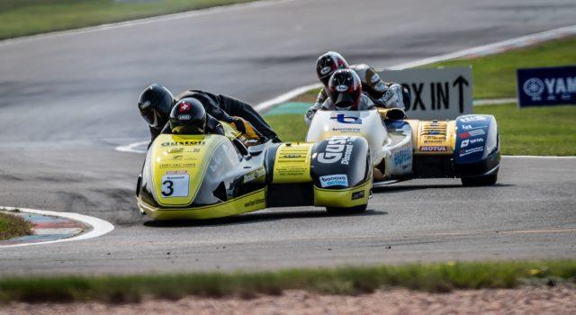 IDM Sidecar: Schlosser/Fries machen einen großen Schritt in Richtung Titelgewinn