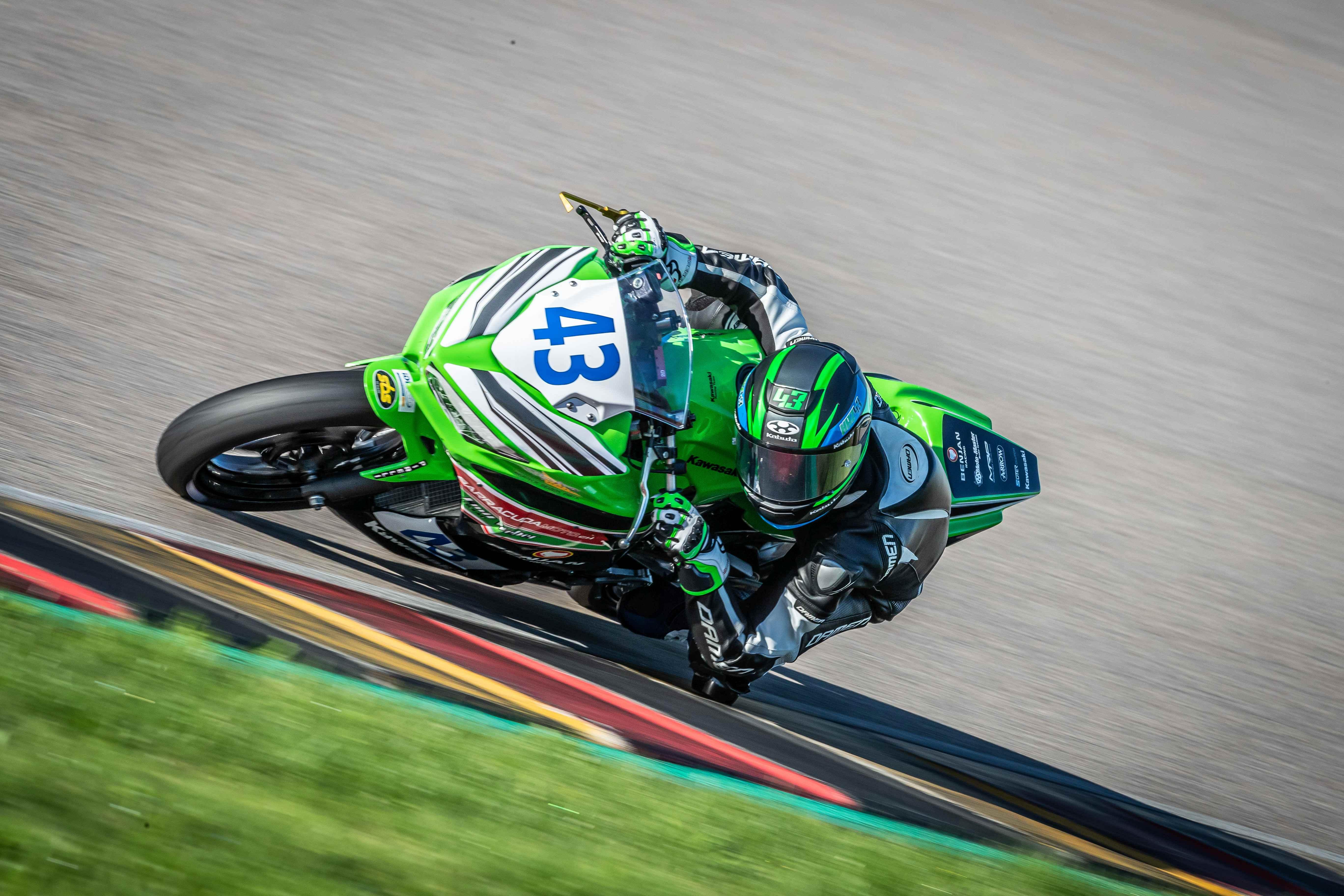 IDM Supersport 300: Australischer Sieg auf dem Sachsenring