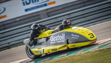 IDM Sidecar: Schlosser schneller als Reeves im Qualifying