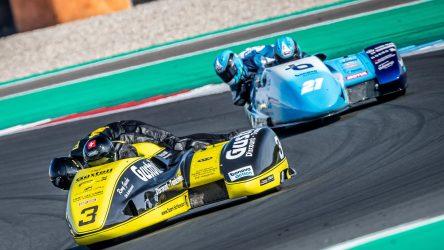 IDM Sidecar: Schlosser meldet Ansprüche auf die Pole Position an