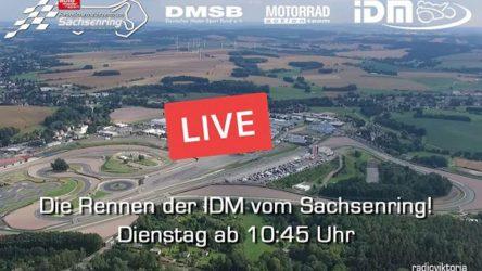 Die Videos vom Sachsenring