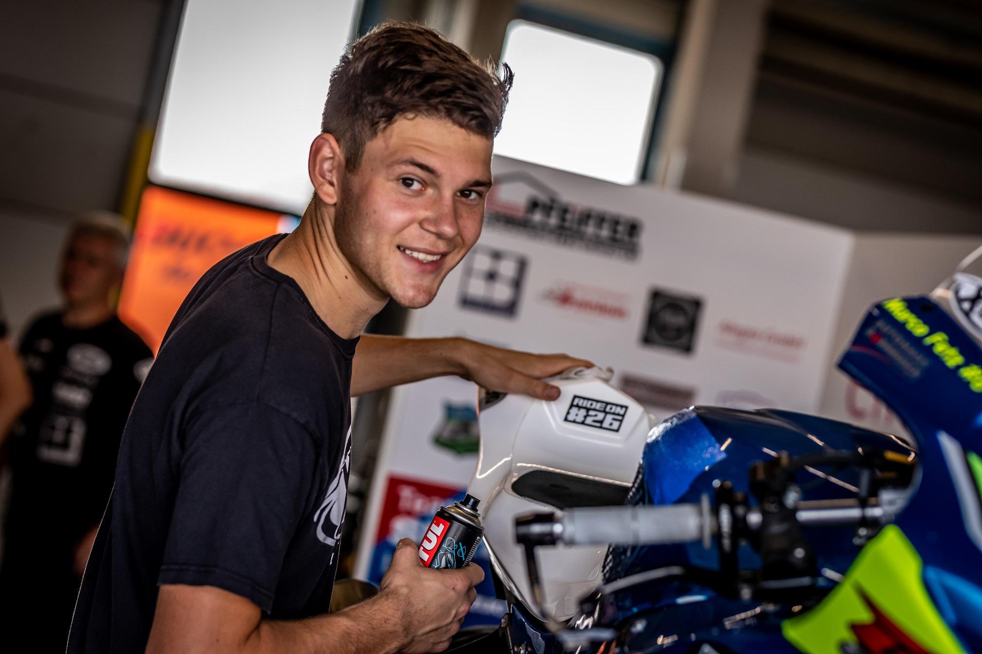 IDM Superbike 1000: Wie ernst ist es zwischen Marco Fetz und Wilbers-BMW?