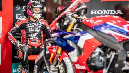 IDM Superbike 1000: Von 2 auf 13 – wie geht es jetzt weiter bei Julian Puffe?