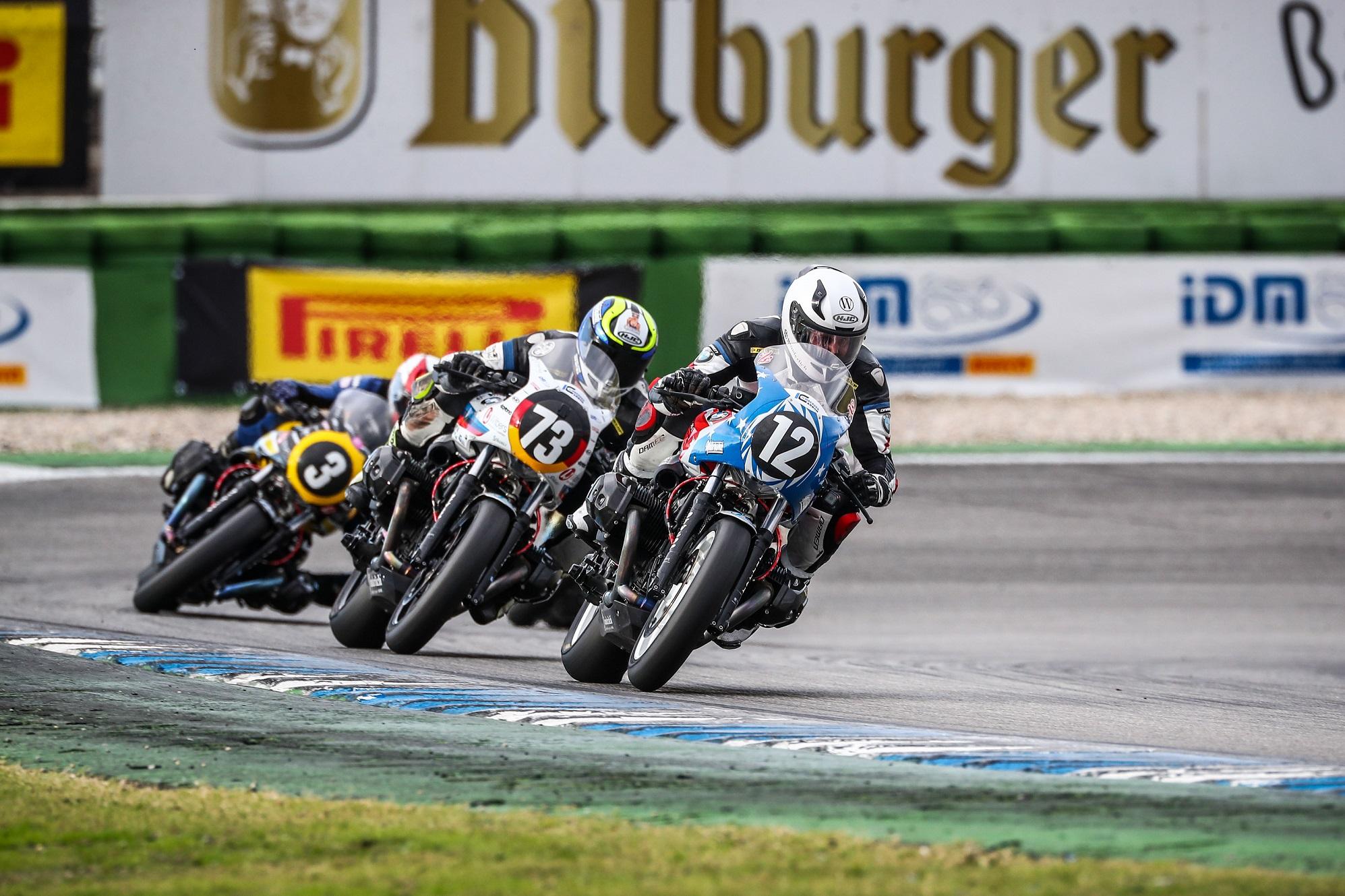 Keine weitere Auflage des BMW Motorrad BoxerCups