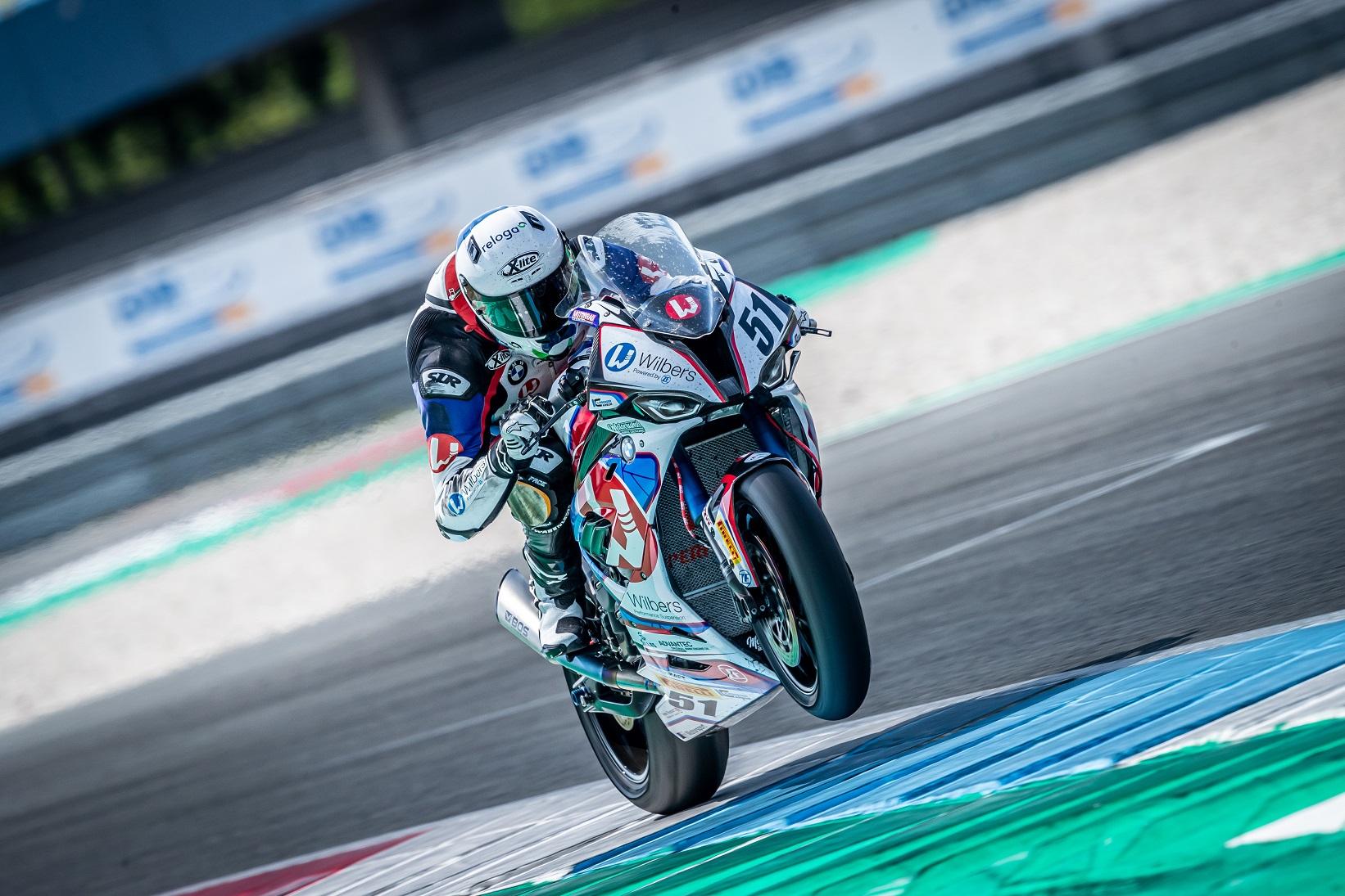 IDM Superbike 1000: Florian Alt wird auf jeden Fall Meister