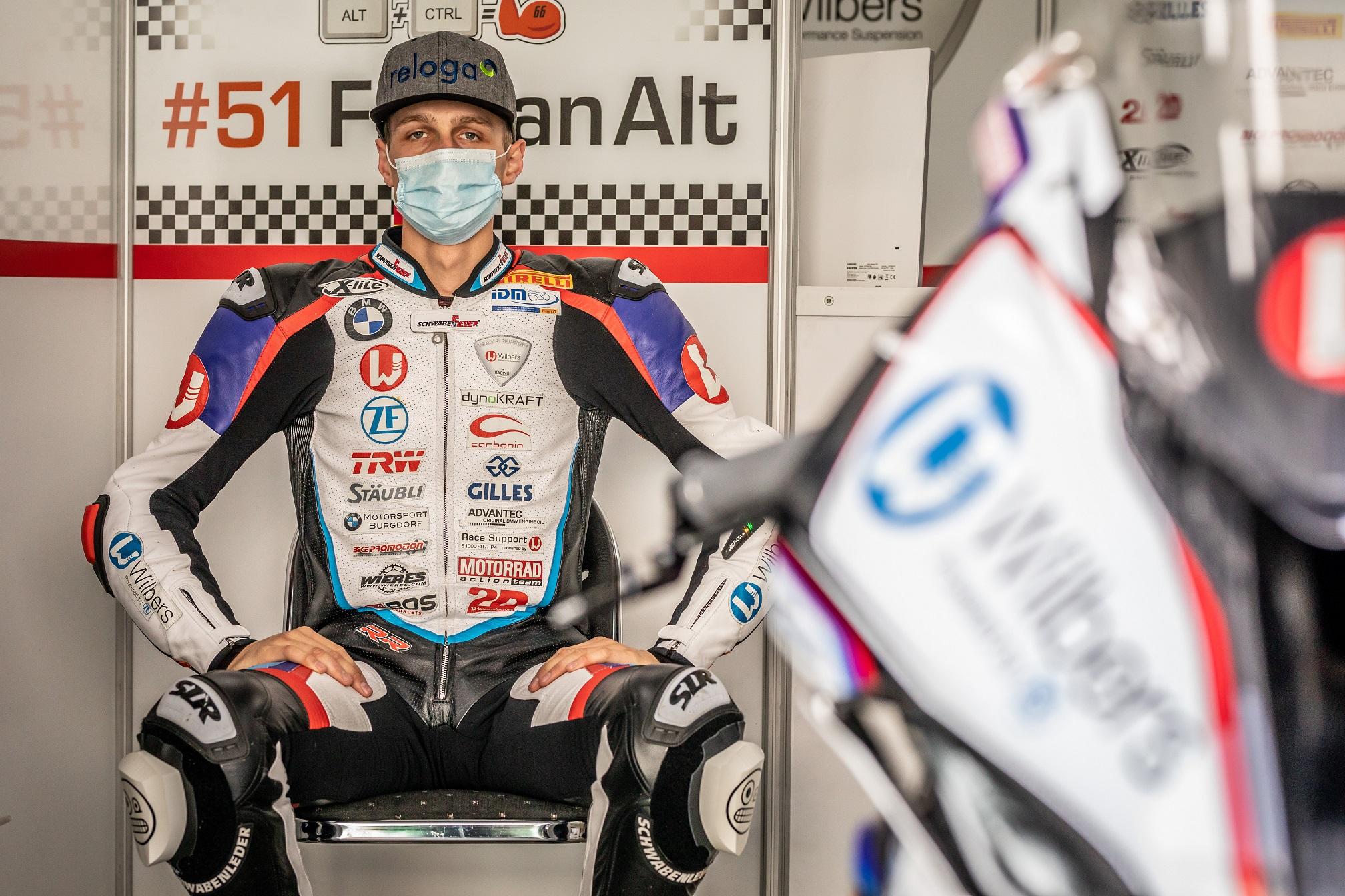 IDM Superbike 1000: Alt startet mit Wilbers-BMW in die Saison 2021