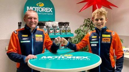 IDM Supersport 300: Nächster KTM-Fahrer bei Freudenberg kommt aus Österreich