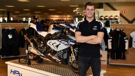 IDM Superbike 1000: Ricardo Brink dockt bei BCC Racing an und geht neue Wege
