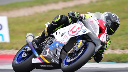 IDM Superbike 1000: Marco Fetz als zweiter Fahrer bei Wilbers-BMW-Racing bestätigt