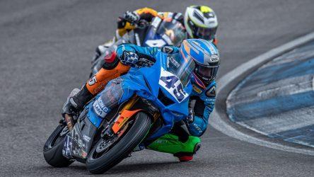 IDM Supersport 600: Jeroen Hilster und Lentink Sports werden zur festen Instanz