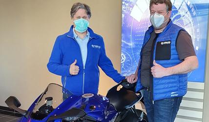 IDM SBK 1000: Hertrampf Racing startet 2021 auf Yamaha