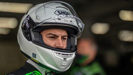 IDM SSP 600: Superbiker Valentin Debise fährt auch ZX-6R
