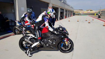 IDM SBK 1000: Marco Fetz erntet Respekt auf Wilbers-BMW