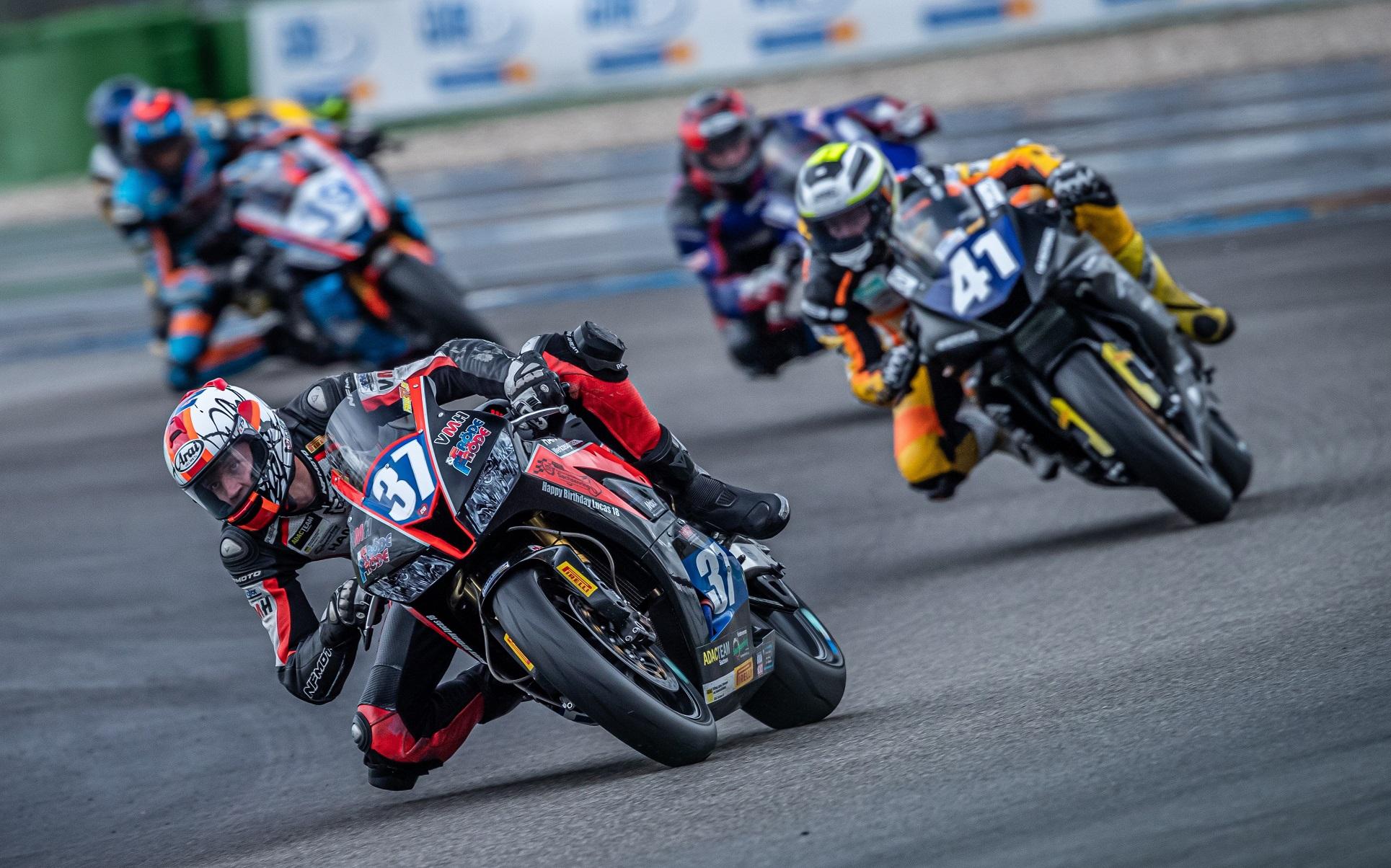 IDM STK 600: Fröde auf Stocksport-Honda statt Superbike