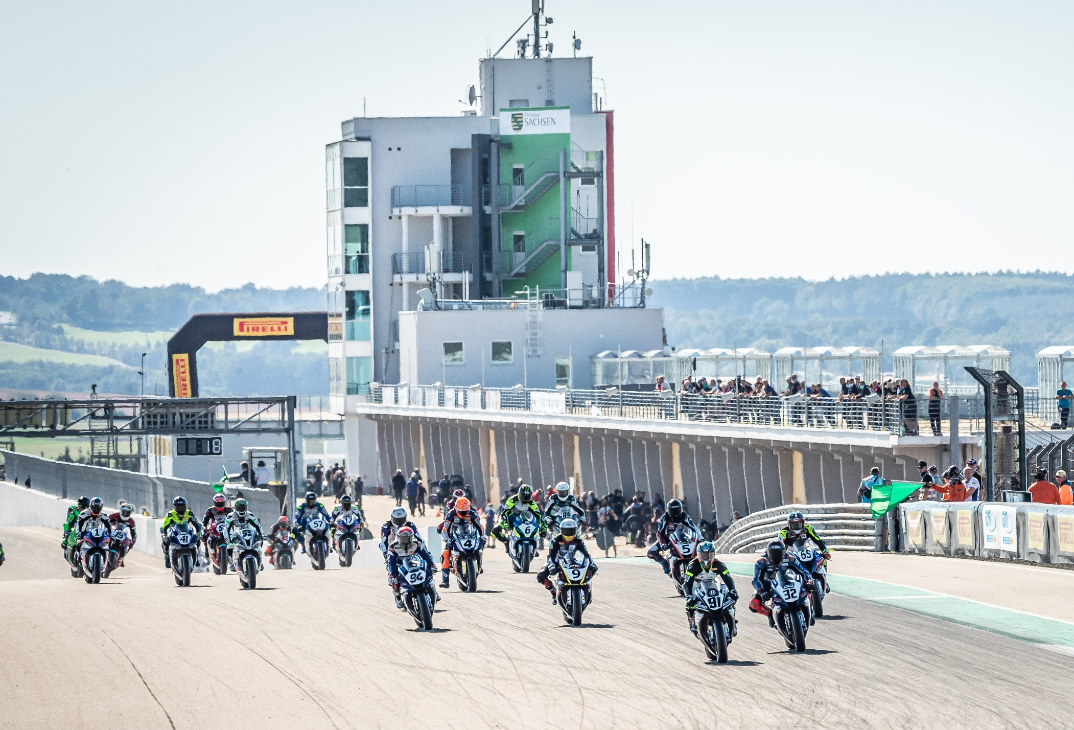 IDM: Keine ADAC Sachsenring Classic und IDM SBK-Läufe