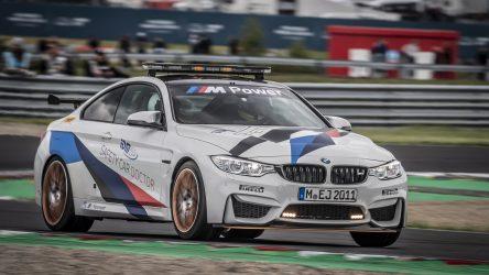 IDM: Neues IDM Safety Car von BMW