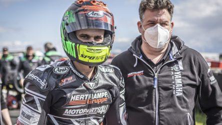 IDM SBK 1000: Hertrampf ohne Ducati, aber mit Leonov