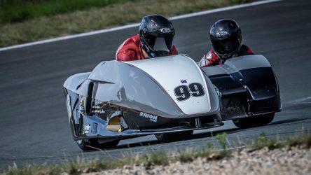 IDM Sidecar: Im Team Köster hat's gefunkt