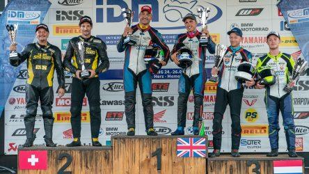 IDM Sidecar: Reeves gewinnt, Sattler unter Stress