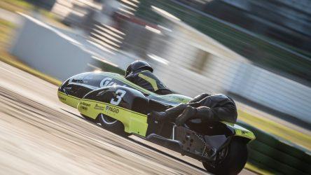 IDM Sidecar: Schlosser/Fries starten von der Spitze